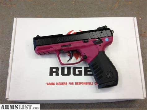 ruger sr22 colors armslist for sale new pink raspberry ruger sr22 limited