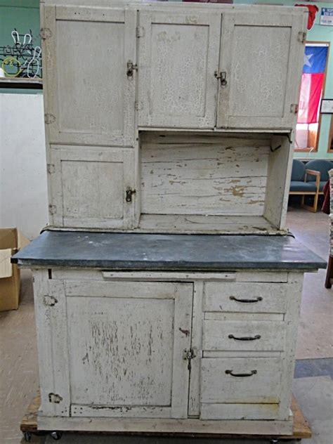 antique look kitchen cabinets antique hoosier style kitchen cabinet
