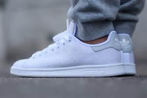 Adidas stan smith quot white light solid grey quot eu kicks sneaker