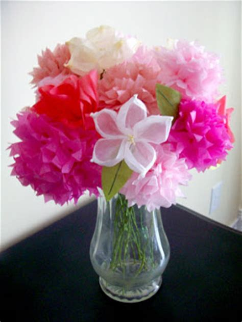 Martha Stewart Crafts Paper Flowers - diy martha stewart paper flowers bouquet