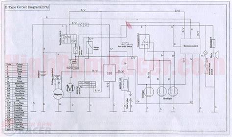 buyang atv 110 wiring diagram