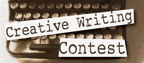 Creative Writing Essay Contest by 50th Anniversary Fiction Contest Mtpr