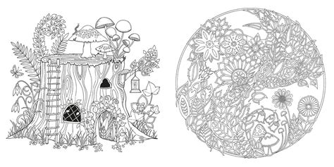 Secret Garden Coloring Book   Stevensons Toys