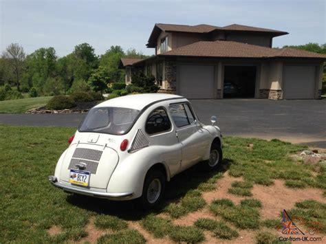 subaru 360 car 1968 subaru 360 micro car
