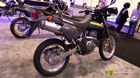 Suzuki Dual Sport 2016 Suzuki Dr650 Dual Sport Bike At 2015 Aimexpo Orlando