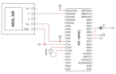 accelerometer circuit diagram schematic diagram wiring accelerometer 38 wiring diagram