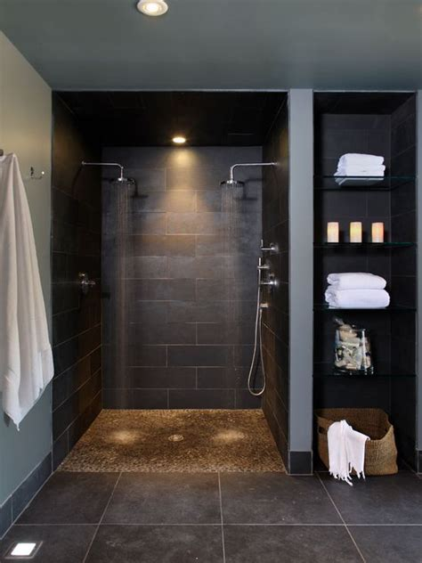 Spa Like Bathroom Ideas dubbele douche interiorinsider nl