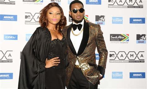 do celebrities date fans nigerian fans slam bonang matheba for dating d banj all