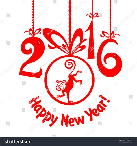 new year year of the monkey greetings happy new year 2016 year of the monkey happy new