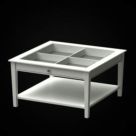 coffee table ikea 3d ikea liatorp coffee table high quality 3d models