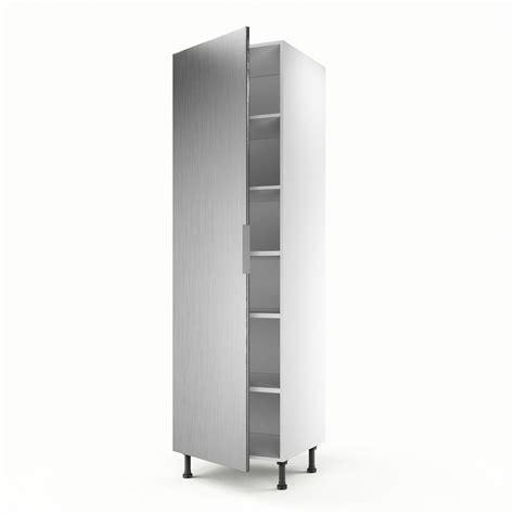 Beau Porte Meuble Cuisine Brico Depot #1: meuble-de-cuisine-colonne-decor-aluminium-1-porte-stil-h-200-x-l-60-x-p-56-cm.jpg