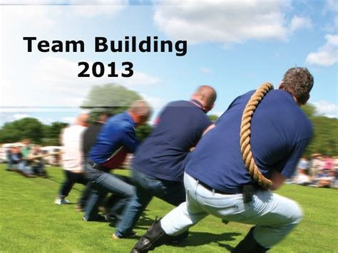 Team Building Powerpoint Ppt Content Modern Sle Team Building Powerpoint Presentation Ppt