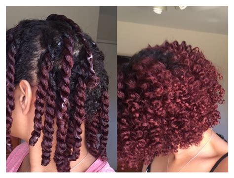 Hairstyles For Medium Length Hair 4b by Two Strand Twist Out On Medium Length Hair