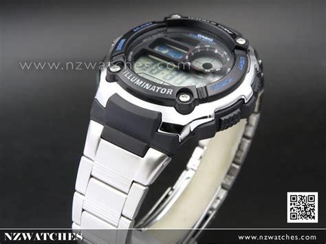 Casio Ae 2100wd 1av buy casio world time 5 alarms 200m digital ae 2100wd
