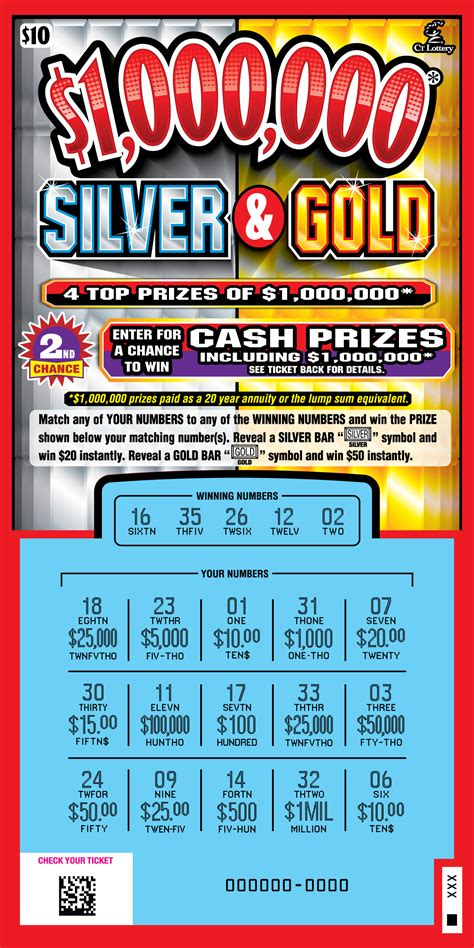 Free Instant Win Scratch Tickets - ct lottery official web site scratch