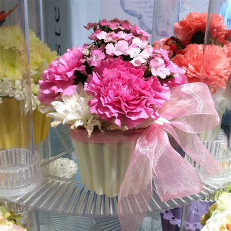 Cupcake Flower Vase by 16 Best Images About Fresh Flowers Cupcakes On