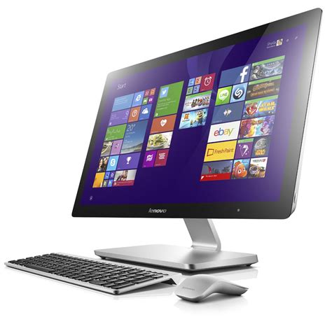 best all in one desktop pc lenovo s all in one a740 with some updated internals