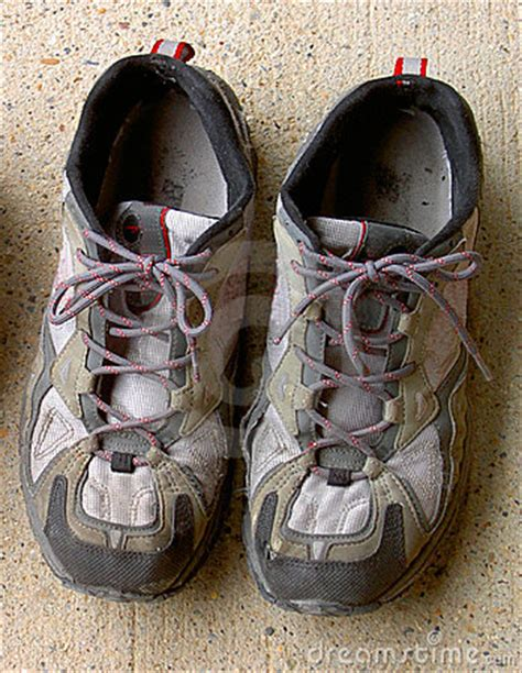 used sport shoes royalty free stock photos image 8928