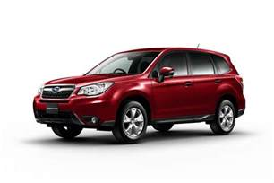 Subaru Of 2014 Subaru Forester