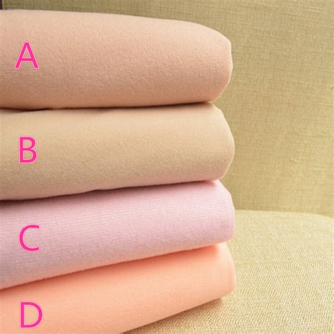 flesh colored 50 148cm flesh colored diy doll skin fabric high density