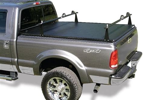 Ladder Racks For Trucks With Tonneau Cover by Prorac Tonneau Cover Rack