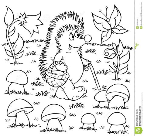 abstract mushrooms coloring pages abstract mushroom colouring pages