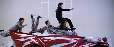 Greased Lighting by Travolta Jeff Conaway T Birds In Quot Greased Lightning