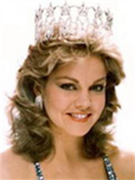 julie chrisley as miss carolina miss usa 1983