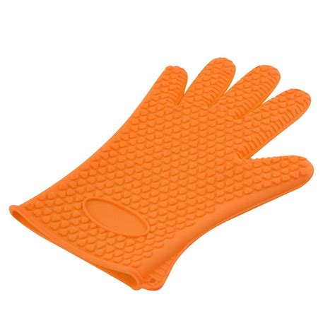 heat resistant l holder kitchen silicone cooking mitts heat resistant glove oven