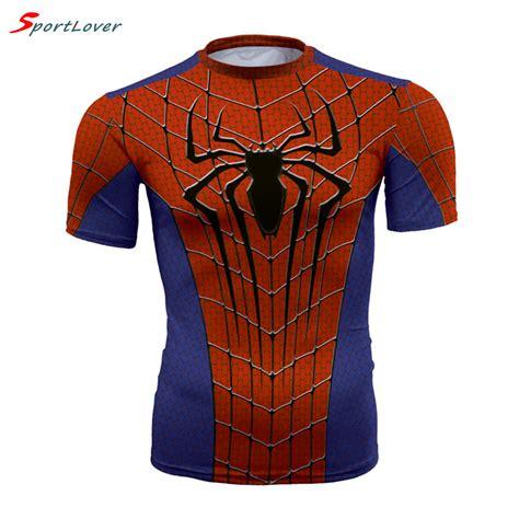 Tshirt Spederman popular spandex shirt buy cheap