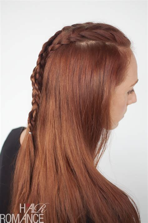Hairstyle Of Thrones by Of Thrones Hairstyles Sansa Stark Braid Tutorial