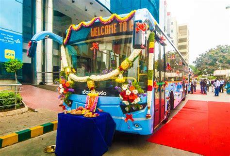 ud city buses  pilot operations  bengaluru