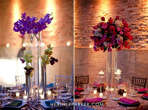 Flower Settings For Weddings by Modern Warehouse Spaces For Weddings Chicago Wedding