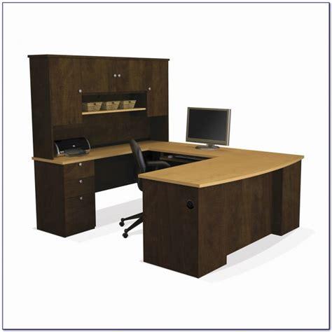 bestar u shaped desk bestar hton corner desk uk desk home design ideas