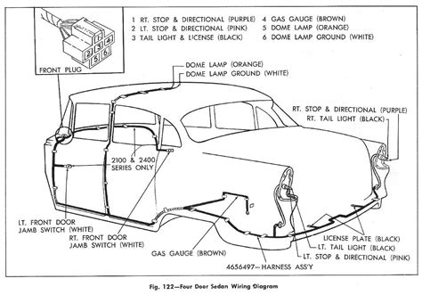 1955 chevy ke wiring diagram wire auto wiring diagram