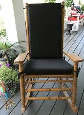 rocking chair design black rocking chair cushions outdoor