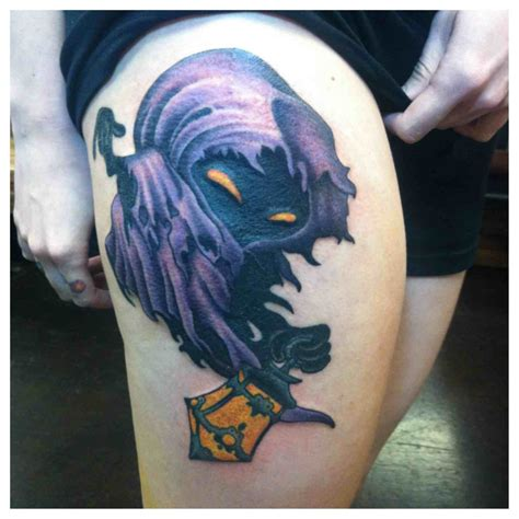 poe tattoo poe