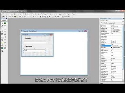 tutorial visual basic 6 0 youtube tutorial visual basic 6 0 usuario y contrase 241 a youtube