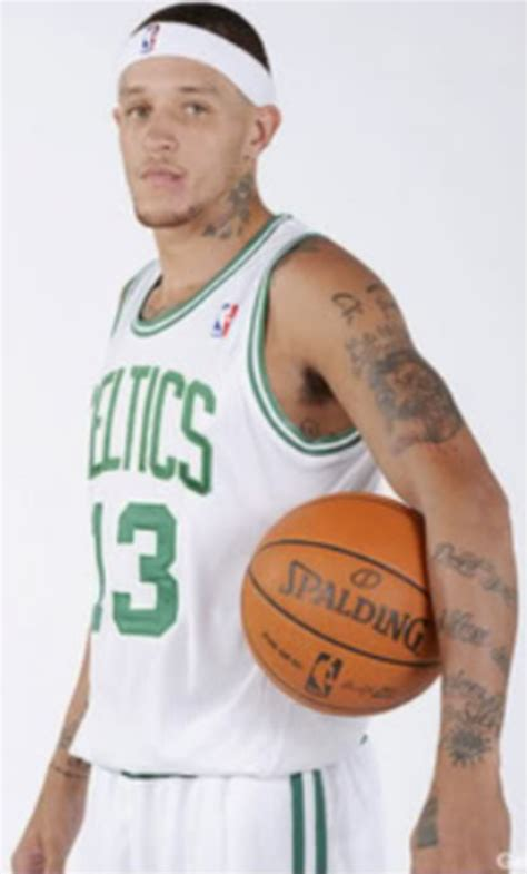 delonte west talks working at home depot the