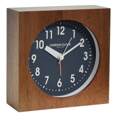 free shipping on clock company bailey silent alarm clock 12cm beyond bright