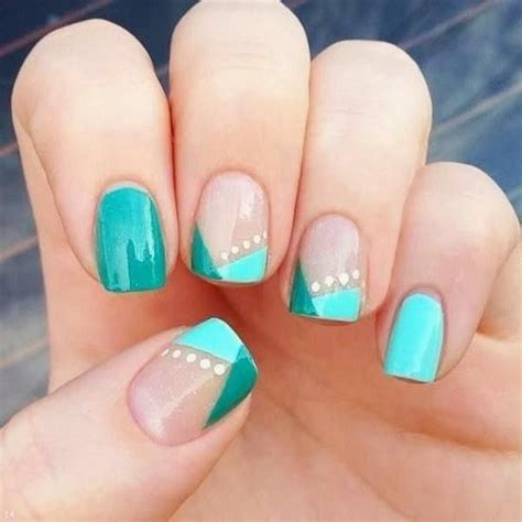Imagenes De Uñas Acrilicas Faciles | m 225 s de 25 ideas fant 225 sticas sobre u 241 as decoradas con