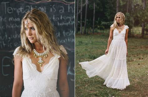 Handmade Wedding Dresses - lace wedding gowns handmade bridal 4 onewed