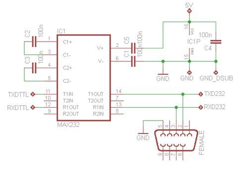 www doc diy net compact rs232 ttl converter