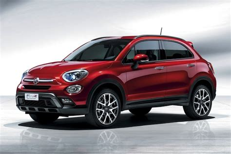 fiat line up fiat 500 line up expands with new crossover aol uk cars