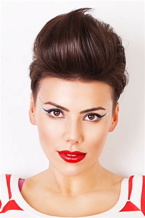 hairstyles for women daring women quiff hairstyles to make a statement