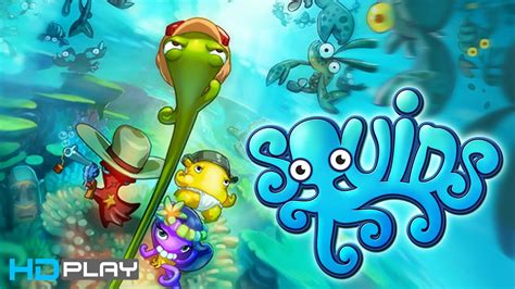 Gamis Squkin squids gameplay pc hd