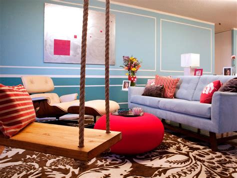 swings for rooms photos hgtv