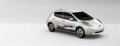 nissan leaf battery range nissan leaf 174 electric car charging range
