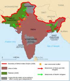 India Pakistan Map by Article Maps Amp Charts Origins Current Events In
