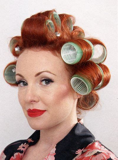 pictures of sissies in curlers 17 images about hair rollers and curlers on pinterest